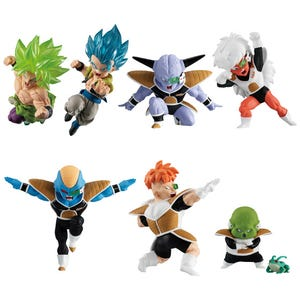 "Dragon Ball Adverge Motion 2 Set ""Dragon Ball Super"", Bandai Adverge"