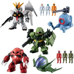 """Mobile Suit Gundam Micro Wars 3 """"Mobile Suit Gundam"""", Bandai Micro Wars"""