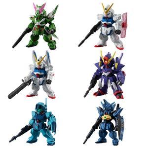 """FW GUNDAM CONVERGE #19 """"Mobile Suit Gundam"""", Bandai Converge"""