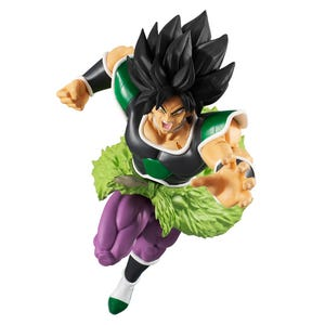 "Super Saiyan Broly Rage Mode ""Dragon Ball"", Bandai Styling"