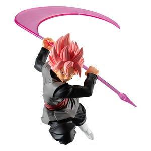 "Super Saiyan Rose Goku Black Rose ""Dragon Ball"", Bandai Styling"