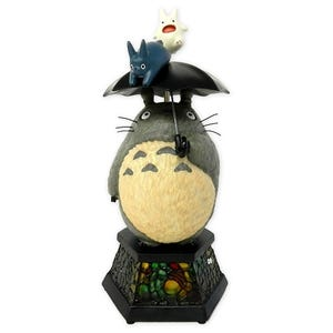 "Totoro Umbrella Music Box ""My Neighbor Totoro"", Benelic"