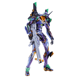 "EVA-01 TEST TYPE [EVA2020] ""Evangelion"", Bandai Tamashii Nations Metal Build"