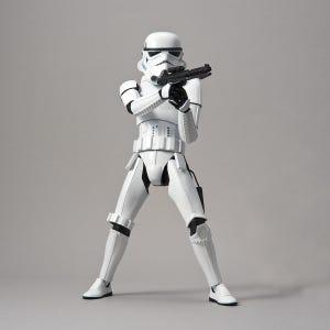 "Stormtrooper ""Star Wars"", Bandai Star Wars Character Line 1/6"
