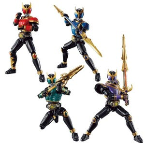 SO-DO CHRONICLE KAMEN RIDER KUUGA GOLDEN POWER
