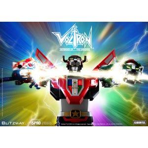 """Voltron """"Voltron"""", 5Pro Studio CARBOTIX Series"""