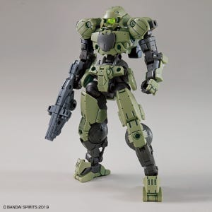 "#04 bEXM 15 Portanova Green ""30 Minute Mission"", Bandai 30 MM"