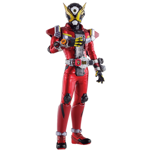 "SOFVICS KAMEN RIDER GEIZ ""Kamen Rider ZI-O"",  Bandai Ichiban Figure"