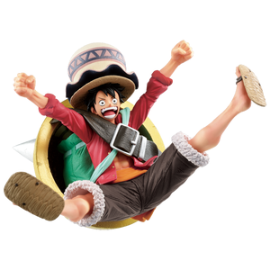 "Monkey D. Luffy ""One Piece: Stampede"", Ichiban Figure"