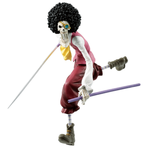 "Brook ""One Piece: Stampede"", Ichiban Figure"
