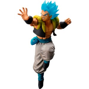"Super Saiyan God SS Gogeta ""Dragon Ball"", Bandai Ichiban Figure"