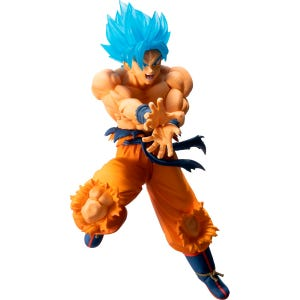 "Super Saiyan God SS  Son Goku ""Dragon Ball"", Bandai Ichiban Figure"
