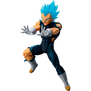"Super Saiyan God SS Vegeta ""Dragon Ball"", Bandai Ichiban Figure"