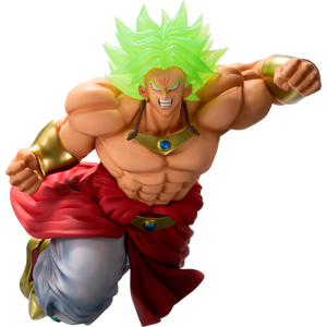 "Super Saiyan Broly 93' ""Dragon Ball"", Bandai Ichiban Figure"