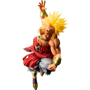 "Super Saiyan Broly 94' ""Dragon Ball"", Bandai Ichiban Figure"