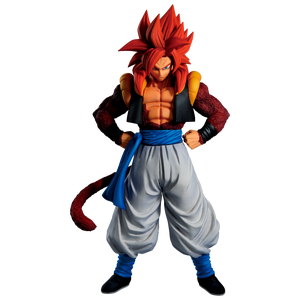 "Super Saiyan 4 Gogeta ""DragonBall"", Bandai Ichiban Figure"