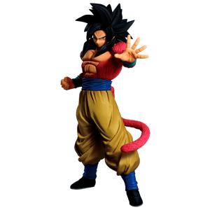 "Super Saiyan 4 Goku ""DragonBall"", Bandai Ichiban Figure"