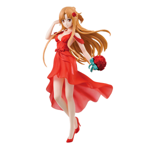 "Asuna Party Dress ""Sword Art Online"", Bandai Ichiban Figure"