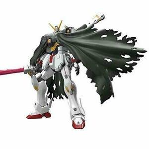 "Crossbone Gundam X1 (Titanium Finish) ""Crossbone Gundam"", Bandai Spirits RG 1/144"