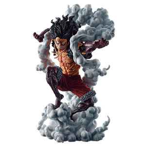"Luffy Gear 4 Snakeman (Battle Memories) ""One Piece"", Bandai Ichiban Figure"