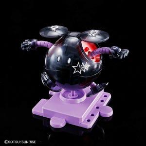 """Black Tri-Haro (Clear) """"Gundam Build Divers"""", Bandai Spirits HaroPla"""