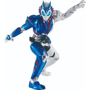 """Kamen Rider Vulcan Shootingwolf (No. 2 feat. Legend Kamen Rider) """"Kamen Rider Zero-One"""", Bandai Ichiban Figure"""