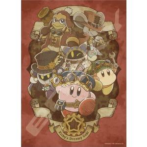 """Kirby's Dreamy Gear Jigsaw Puzzle (500-363) """"Kirby"""", Ensky Puzzle"""