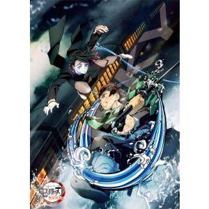 "Demon Slayer The Movie: Mugen Train Jigsaw Puzzle #2 (500-364) ""Demon Slayer"", Ensky Puzzle"