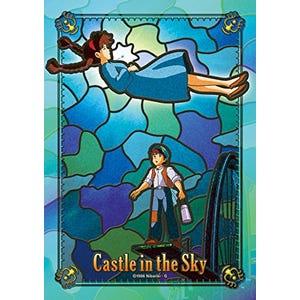 "208-AC12 Castle in the Sky artcrystal Puzzle  ""Castle in the Sky"", Ensky Artcrystal Puzzle"