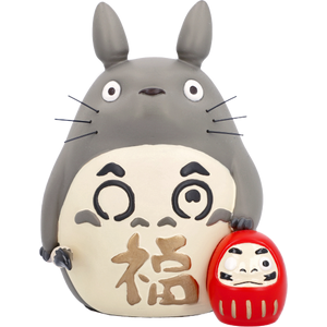 "Totoro Good Luck Daruma ""My Neighbor Totoro"", Benelic"