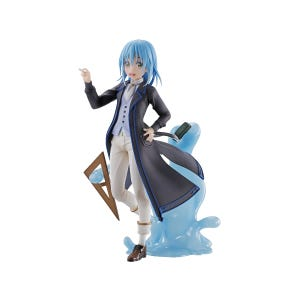 "Teacher Ver. Rimuru (Private Tempest) ""That Time I Got Reincarnated as a Slime"", Bandai Ichiban Figure"