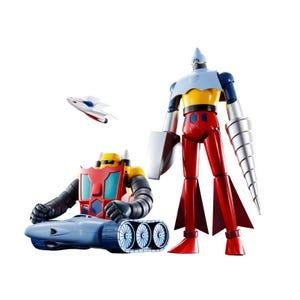 "GX-91 GETTER 2&3 D.C. ""Getter Robo (Television Anime Ver.)"", Bandai Soul of Chogokin"