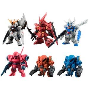 """FW Gundam Converge #1 """"Mobile Suit Gundam"""", Bandai Converge"""