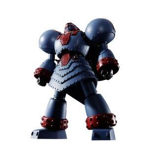 """Giant Robo The Animation Version """"Giant Robo"""", Bandai Super Robot Chogokin"""