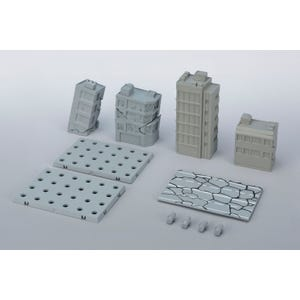 Act Building (Damage Version), Tamashii Option