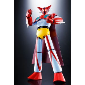 "GX-74 Getter 1 D.C. ""Getter Robo (Television Anime Ver.)"", Bandai Soul Of Chogokin"