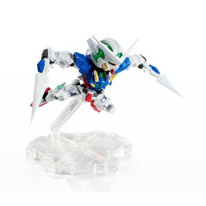 "[MS UNIT] Gundam Exia ""Mobile Suit Gundam 00"", Bandai NXEDGE Style"