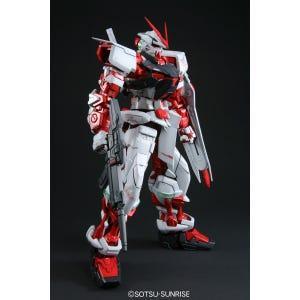 "Gundam Astray Red Frame ""Gundam SEED Astray"", Bandai PG"