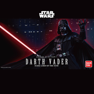 "Darth Vader ""Star Wars"", Bandai Star Wars Character Line 1/12"