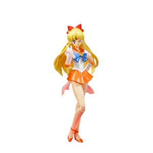 "Super Sailor Venus ""Sailor Moon SuperS"", Bandai S.H.Figuarts"