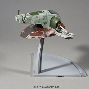 "Slave I ""Star Wars"", Bandai Star Wars 1/144 Plastic Model"