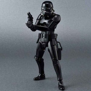 "Shadow Stormtrooper ""Star Wars"", Bandai Star Wars Character Line 1/12"