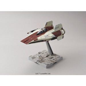 "A-Wing Starfighter ""Star Wars"", Bandai Star Wars 1/72 Plastic Model"