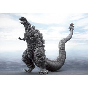 "Godzilla (2016) The Fourth Frozen Ver. ""Shin Godzilla"", Bandai S.H.MonsterArts"