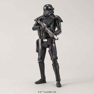 "Death Trooper ""Star Wars"", Bandai Star Wars Character Line 1/12"