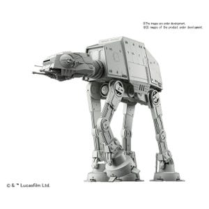 "AT-AT ""Star Wars"", Bandai Star Wars 1/144 Plastic Model"