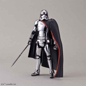 "Captain Phasma ""Star Wars"", Bandai Star Wars Character Line 1/12"