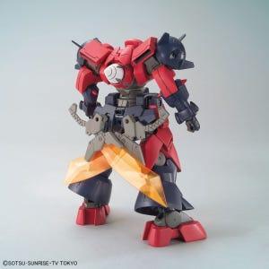 """#05 Ogre GN-X """"Gundam Build Divers,"""" Bandai HGBD 1/144"""