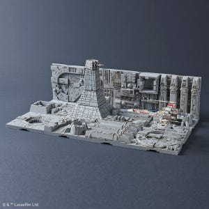 "Death Star Attack Set ""Star Wars"", Bandai Star Wars 1/144 Plastic Model"