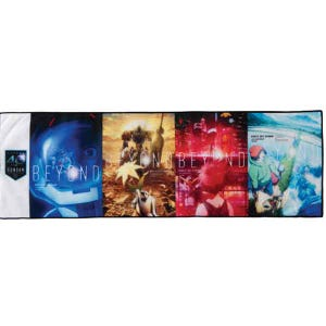 Gundam 40th Anniversary Towel, Bandai Apparel